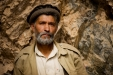 Saif, 48, Commander Jalaluddin's brother, at the emerald mine.